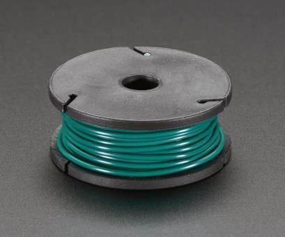 18 gauge wire solid core Solid-Core Wire Spool, 25ft, 22AWG, Green 18 Gauge Wire Solid Core Professional Solid-Core Wire Spool, 25Ft, 22AWG, Green Photos