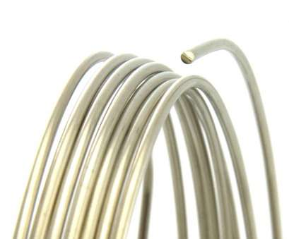 18 gauge wire vs 20 gauge wire 20 Gauge Round Dead Soft Nickel Silver Wire: Wire Jewelry, Wire 8 Creative 18 Gauge Wire Vs 20 Gauge Wire Ideas