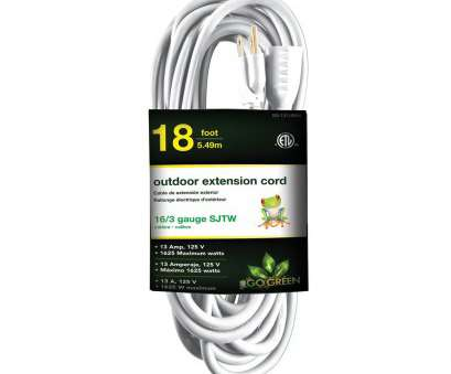 18 gauge wire watts 220, Extension Cords, Extension Cords & Surge Protectors, The 18 Gauge Wire Watts Professional 220, Extension Cords, Extension Cords & Surge Protectors, The Galleries