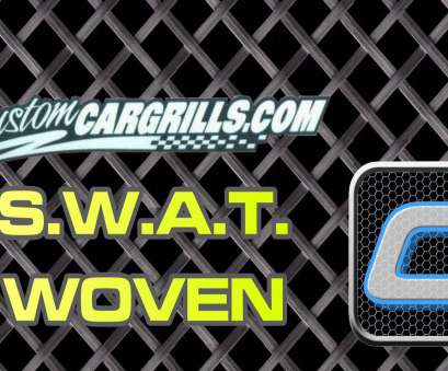 18 gauge woven wire mesh S.W.A.T. Woven Wire Universal Stainless Steel Grill Mesh, by customcargrills.com 18 Gauge Woven Wire Mesh Professional S.W.A.T. Woven Wire Universal Stainless Steel Grill Mesh, By Customcargrills.Com Photos
