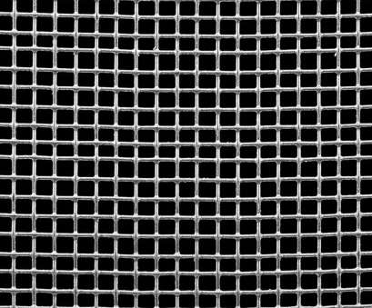 18 gauge woven wire mesh Square, Wire Mesh, Galvanized, 340447, McNICHOLS 18 Gauge Woven Wire Mesh New Square, Wire Mesh, Galvanized, 340447, McNICHOLS Photos