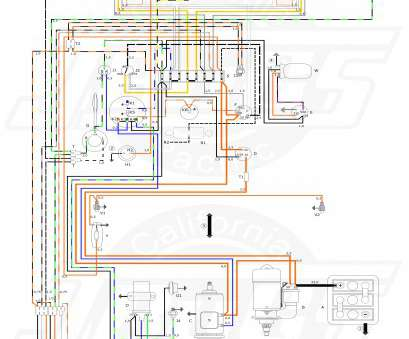 1960s home electrical wiring VW Tech Article 1960-61 Wiring Diagram 1960S Home Electrical Wiring Nice VW Tech Article 1960-61 Wiring Diagram Ideas