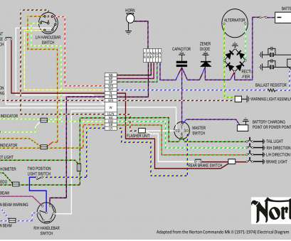 2 electrical wiring diagram Bill's Norton Commando Mk II Full Color Electrical / Wiring Diagram 2 Electrical Wiring Diagram Professional Bill'S Norton Commando Mk II Full Color Electrical / Wiring Diagram Pictures