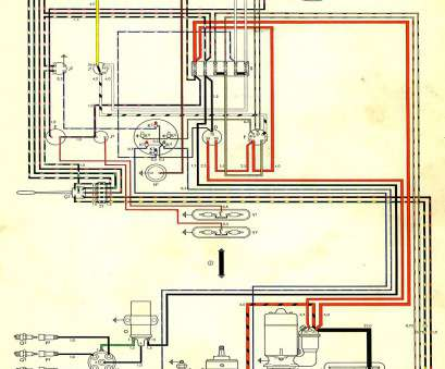 2 electrical wiring diagram TheSamba.com :: Type 2 Wiring Diagrams 2 Electrical Wiring Diagram Brilliant TheSamba.Com :: Type 2 Wiring Diagrams Collections