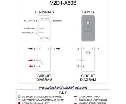 2 way momentary switch wiring carling technologies rocker switch wiring diagram best wiring rh uptuto, 3 Pole Switch Wiring Diagram 2-Way Momentary Switch 17 Professional 2, Momentary Switch Wiring Images