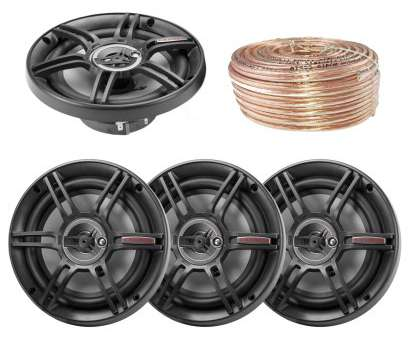 2 pair 18 gauge wire Car Speaker Package Of 2 Pairs of Crunch CS653 6.5-Inch Full Range 2 Pair 18 Gauge Wire Top Car Speaker Package Of 2 Pairs Of Crunch CS653 6.5-Inch Full Range Solutions