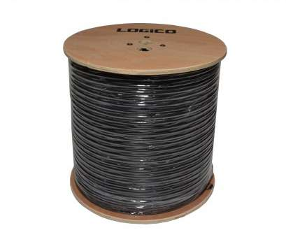 2 pair 18 gauge wire RG59B/U Siamese Direct Burial, Filled Cable is a combination of RG59, video, a pair of 18-gauge power wires in, jacket 2 Pair 18 Gauge Wire Simple RG59B/U Siamese Direct Burial, Filled Cable Is A Combination Of RG59, Video, A Pair Of 18-Gauge Power Wires In, Jacket Photos