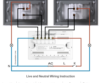 2 way switch 2 wire Option 2: Connect Yoswit 3-way switch with, common 3-way switches, 3-wire (with neutral wire) 2, Switch 2 Wire Brilliant Option 2: Connect Yoswit 3-Way Switch With, Common 3-Way Switches, 3-Wire (With Neutral Wire) Galleries