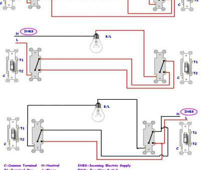 2 way switch wiring connection Do Staircase Wiring Circuit With 3 Different Methods Electrical Inside, Way Switch Diagram, Lights 2, Switch Wiring Connection Practical Do Staircase Wiring Circuit With 3 Different Methods Electrical Inside, Way Switch Diagram, Lights Ideas
