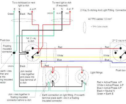 2 way switch wiring connection Two, Switch Connection Diagram Wiring A Light With Double Circuit At 2, Switch Wiring Connection Professional Two, Switch Connection Diagram Wiring A Light With Double Circuit At Ideas