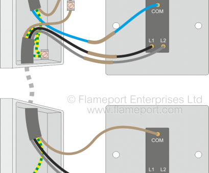 2, Switch Wiring Connection Por How To Wire A Light ... on