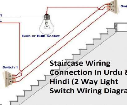 2 way switch wiring home How to Make a Circuit of, Way Switch at Home Staircase in Hindi, Urdu 2, Switch Wiring Home Most How To Make A Circuit Of, Way Switch At Home Staircase In Hindi, Urdu Collections