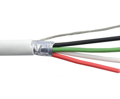 20 gauge 4 conductor stranded wire Commercial Grade General Purpose 22, 4 Conductor Plenum Shielded Cable 20 Gauge 4 Conductor Stranded Wire Fantastic Commercial Grade General Purpose 22, 4 Conductor Plenum Shielded Cable Galleries