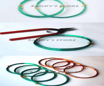 22 gauge aluminum wire New 0.6mm 22 gauge Green Colored Aluminum Jewellery Making Wire 2pcs/lot Dead Soft Anodized Craft Wire Roll Total, Rust Proof 22 Gauge Aluminum Wire Practical New 0.6Mm 22 Gauge Green Colored Aluminum Jewellery Making Wire 2Pcs/Lot Dead Soft Anodized Craft Wire Roll Total, Rust Proof Ideas
