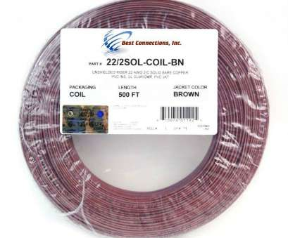 22 gauge bare wire Alarm Wire 22 Gauge 500' Copper Security Cable Brown Solid UL Listed, Voltage 22 Gauge Bare Wire Nice Alarm Wire 22 Gauge 500' Copper Security Cable Brown Solid UL Listed, Voltage Images