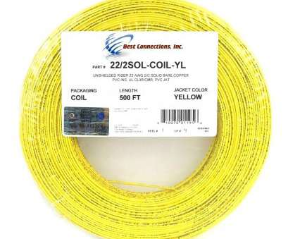 22 gauge bare wire Alarm Wire 22 Gauge 500' Copper Security Cable Yellow UL Listed, Voltage 22 Gauge Bare Wire Nice Alarm Wire 22 Gauge 500' Copper Security Cable Yellow UL Listed, Voltage Collections