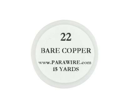 22 gauge bare wire Parawire 22 Gauge (0.64mm) Bare Copper Wire 15 Yard (13.7m) Spool 22 Gauge Bare Wire Popular Parawire 22 Gauge (0.64Mm) Bare Copper Wire 15 Yard (13.7M) Spool Galleries