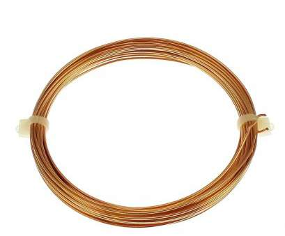 22 gauge craft wire 0.6mm, Gauge) Craft/Jewellery Wire -, Tarnish Warm Gold Colour, 10 Metres 22 Gauge Craft Wire Best 0.6Mm, Gauge) Craft/Jewellery Wire -, Tarnish Warm Gold Colour, 10 Metres Ideas