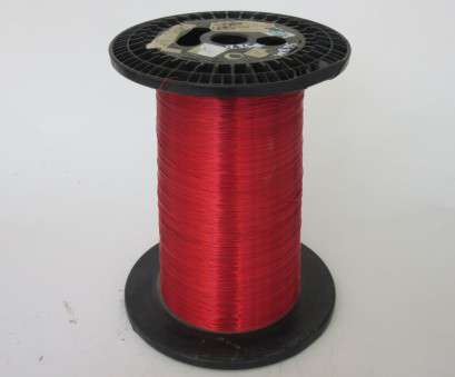 22 gauge enamel coated magnet wire 22, 6.35 lbs., HNSR Enamel Coated Copper Magnet Wire 1 of 3Only 1 available 22 Gauge Enamel Coated Magnet Wire Practical 22, 6.35 Lbs., HNSR Enamel Coated Copper Magnet Wire 1 Of 3Only 1 Available Collections
