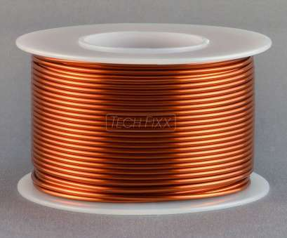 22 gauge enamel coated magnet wire Magnet Wire 18 Gauge, Enameled Copper, Feet Coil Winding, Crafts 200C, eBay 9 Popular 22 Gauge Enamel Coated Magnet Wire Photos