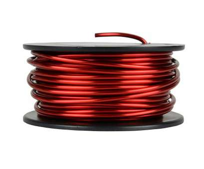 22 gauge enamel coated magnet wire Amazon.com: TEMCo 10, Copper Magnet Wire, lb 31 ft 155°C Magnetic Coil Red: Home Improvement 22 Gauge Enamel Coated Magnet Wire Perfect Amazon.Com: TEMCo 10, Copper Magnet Wire, Lb 31 Ft 155°C Magnetic Coil Red: Home Improvement Images