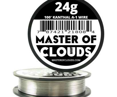 22 gauge flat kanthal wire Master Of Clouds CECOMINOD015823, FT 22 Gauge Kanthal A1 Resistance Wire, eBay 22 Gauge Flat Kanthal Wire Nice Master Of Clouds CECOMINOD015823, FT 22 Gauge Kanthal A1 Resistance Wire, EBay Pictures