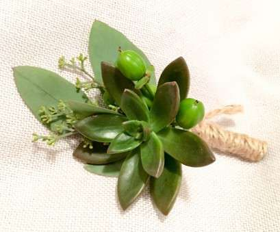 22-gauge green florist wire how to make a boutonniere, succulent boutonniere 22-Gauge Green Florist Wire Nice How To Make A Boutonniere, Succulent Boutonniere Solutions