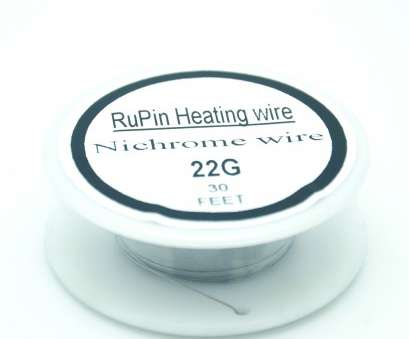 22 gauge nichrome wire RuPin Heating Wrie Nichrome wire 22 Gauge 30 FT 0.6mm Resistance Wire Resistor AWG-in Cables from Consumer Electronics on Aliexpress.com, Alibaba Group 22 Gauge Nichrome Wire Top RuPin Heating Wrie Nichrome Wire 22 Gauge 30 FT 0.6Mm Resistance Wire Resistor AWG-In Cables From Consumer Electronics On Aliexpress.Com, Alibaba Group Images