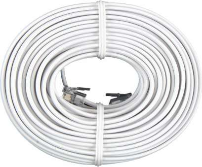 22 gauge telephone wire Power Gear 50, Phone Line Cord, White 22 Gauge Telephone Wire Simple Power Gear 50, Phone Line Cord, White Images