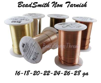 22 gauge vs 26 gauge wire Beadsmith Tarnish Resistant Craft Wire, Colors, Gauges, Jewelry Crafts Gold 20 Gauge 20 GA 15 Yds, eBay 22 Gauge Vs 26 Gauge Wire Fantastic Beadsmith Tarnish Resistant Craft Wire, Colors, Gauges, Jewelry Crafts Gold 20 Gauge 20 GA 15 Yds, EBay Pictures