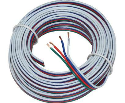22 gauge led wire 4C, LED 22AWG Power Wire 22 Gauge, Wire Best 4C, LED 22AWG Power Wire Photos