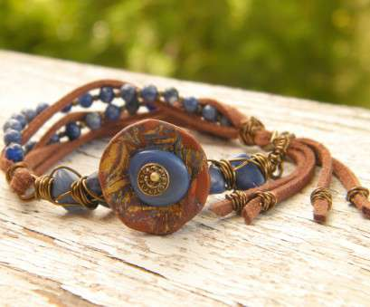 22 gauge wire bracelet Make Your, ~ Wire-wrapped Suede Tassel Bracelet. June 22 22 Gauge Wire Bracelet Professional Make Your, ~ Wire-Wrapped Suede Tassel Bracelet. June 22 Galleries