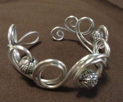22 gauge wire bracelet You could totally make an elven crown, of aluminum wire...(9 gauge?) Alu-Wire bracelet 22 Gauge Wire Bracelet Creative You Could Totally Make An Elven Crown, Of Aluminum Wire...(9 Gauge?) Alu-Wire Bracelet Images
