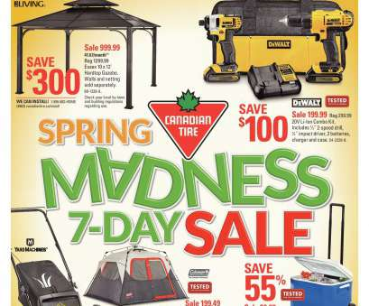 22 gauge wire canadian tire Canadian Tire Weekly Flyer, Spring Madness 7-Day Sale -, 25, 31, RedFlagDeals.com 22 Gauge Wire Canadian Tire Nice Canadian Tire Weekly Flyer, Spring Madness 7-Day Sale -, 25, 31, RedFlagDeals.Com Photos
