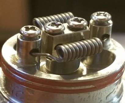 22 gauge wire coil build 22 gauge 9 wrap. .2 ohms : Coilporn 8 Most 22 Gauge Wire Coil Build Images
