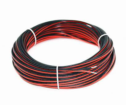 22 gauge led wire Get Quotations · TUOFENG Electrical Wire 82 ft 22 Gauge, Wire 2, Extension Cable Wire, Black 22 Gauge, Wire Top Get Quotations · TUOFENG Electrical Wire 82 Ft 22 Gauge, Wire 2, Extension Cable Wire, Black Collections