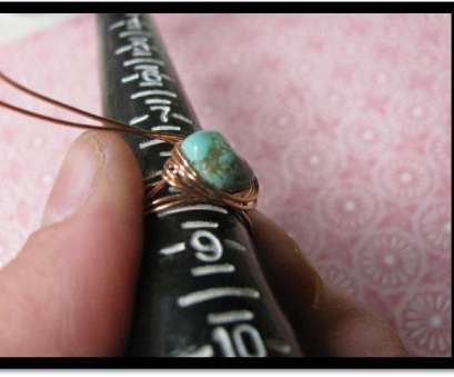 22 gauge wire for jewelry making Step 4: Wrap, two pieces of wire around, bead several times, holding 22 Gauge Wire, Jewelry Making Most Step 4: Wrap, Two Pieces Of Wire Around, Bead Several Times, Holding Collections