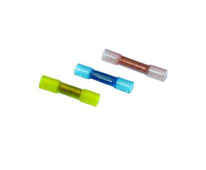 22 gauge wire kit Tyco Electronics 22-10 AWG, Heat Shrink, Butt Splice Assorted,, Red/Blue/Yellow (24-Pack) 22 Gauge Wire Kit Creative Tyco Electronics 22-10 AWG, Heat Shrink, Butt Splice Assorted,, Red/Blue/Yellow (24-Pack) Solutions