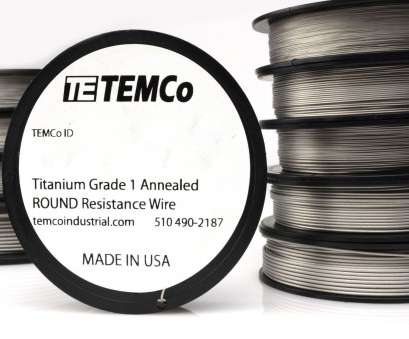 22 gauge wire resistance Temco Titanium Wire 22 Gauge 25 FT Surgical Grade 1 Resistance, GA 22 Gauge Wire Resistance Most Temco Titanium Wire 22 Gauge 25 FT Surgical Grade 1 Resistance, GA Collections