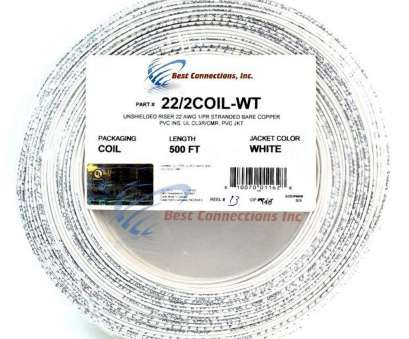 22 gauge wire stranded Alarm Wire White 22 Gauge Copper Stranded 2 Conductor 500' Coil Pack UL Listed 22 Gauge Wire Stranded Nice Alarm Wire White 22 Gauge Copper Stranded 2 Conductor 500' Coil Pack UL Listed Galleries