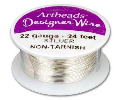 22 gauge wire vs 24 gauge wire Artbeads Designer Wire, Silver Non-Tarnish 22 Gauge, ft. spool) 11 Best 22 Gauge Wire Vs 24 Gauge Wire Pictures