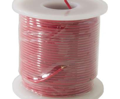 22 gauge wire walmart Hook Up Wire 22 Gauge Solid (100' / Red) 19 Nice 22 Gauge Wire Walmart Collections