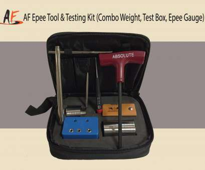 22 gauge wire weight AF Epee Tool & Testing, (Combo Weight, Test Box, Epee Gauge) 22 Gauge Wire Weight Fantastic AF Epee Tool & Testing, (Combo Weight, Test Box, Epee Gauge) Solutions
