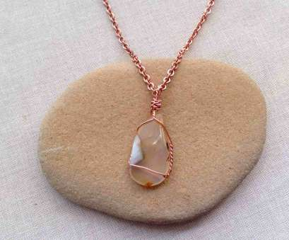 22 gauge wire wrapping Wrap a Stone, Shell, or Beach Glass into a Pendant 22 Gauge Wire Wrapping Practical Wrap A Stone, Shell, Or Beach Glass Into A Pendant Images