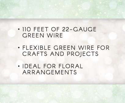 22 vs 24 gauge wire Darice Paddle Wire, 22-Gauge, Green 22 Vs 24 Gauge Wire Nice Darice Paddle Wire, 22-Gauge, Green Pictures