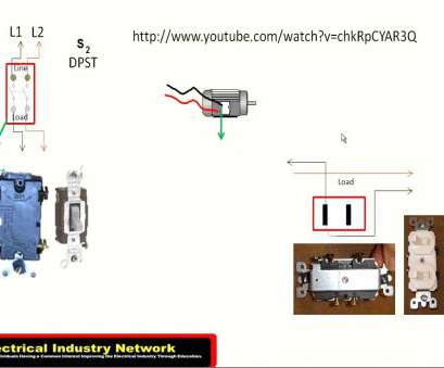 220 electrical wiring diagram Experiment Convert 110v To 220v From, Outlets YouTube In Wiring 220 Electrical Wiring Diagram Practical Experiment Convert 110V To 220V From, Outlets YouTube In Wiring Galleries