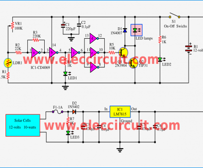 220 volt light switch wiring Automatic, night light switch, ElecCircuit.com 220 Volt Light Switch Wiring Cleaver Automatic, Night Light Switch, ElecCircuit.Com Images