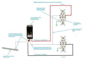 220v gfci wiring diagram How To Wire A 220v Gfci Breaker Single Wiring Diagram, Outlet Be Controlled By Switch 220V Gfci Wiring Diagram Simple How To Wire A 220V Gfci Breaker Single Wiring Diagram, Outlet Be Controlled By Switch Images