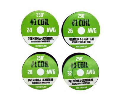 24-26 gauge wire Kanthal, Wire 1000 ft 4 Pack, 24 26 28 32, Gauge Spools, Each Roll, Feet, RoHS Certified Safe Resistance Wires, Amazon.com 24-26 Gauge Wire Practical Kanthal, Wire 1000 Ft 4 Pack, 24 26 28 32, Gauge Spools, Each Roll, Feet, RoHS Certified Safe Resistance Wires, Amazon.Com Ideas