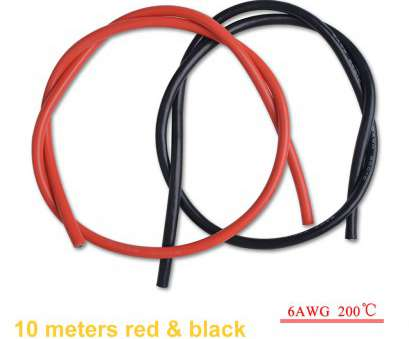 24 gauge red and black wire 10 Meters/Lot, 10 12 14 16 18 20 22 24 26 Gauge, Flexible, Silicone Rubber Wire Cable Flexible, Black Braided Cable, Drone Accessories 24 Gauge, And Black Wire Nice 10 Meters/Lot, 10 12 14 16 18 20 22 24 26 Gauge, Flexible, Silicone Rubber Wire Cable Flexible, Black Braided Cable, Drone Accessories Photos